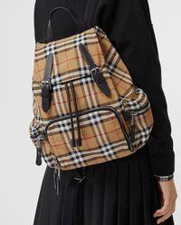 Plecak Vintage Check Medium