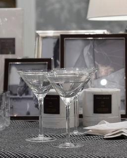 Kieliszek kryształowy do martini Bentley