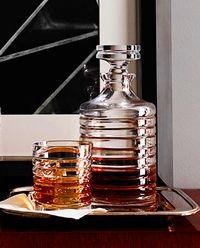 Zestaw dwóch kryształowych szklanek Metropolis