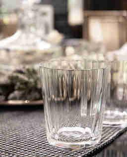 Szklanka kryształowa Isabel