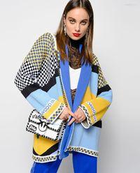 Kardigan Verdeca typu kimono