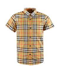 Koszula w kratę 3-14 lat