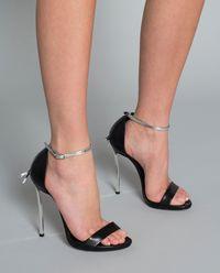 Sandały na szpilce Blade