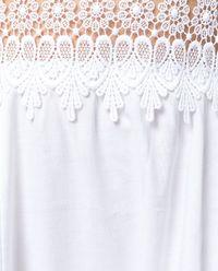 Sukienka maxi z koronką Sophia