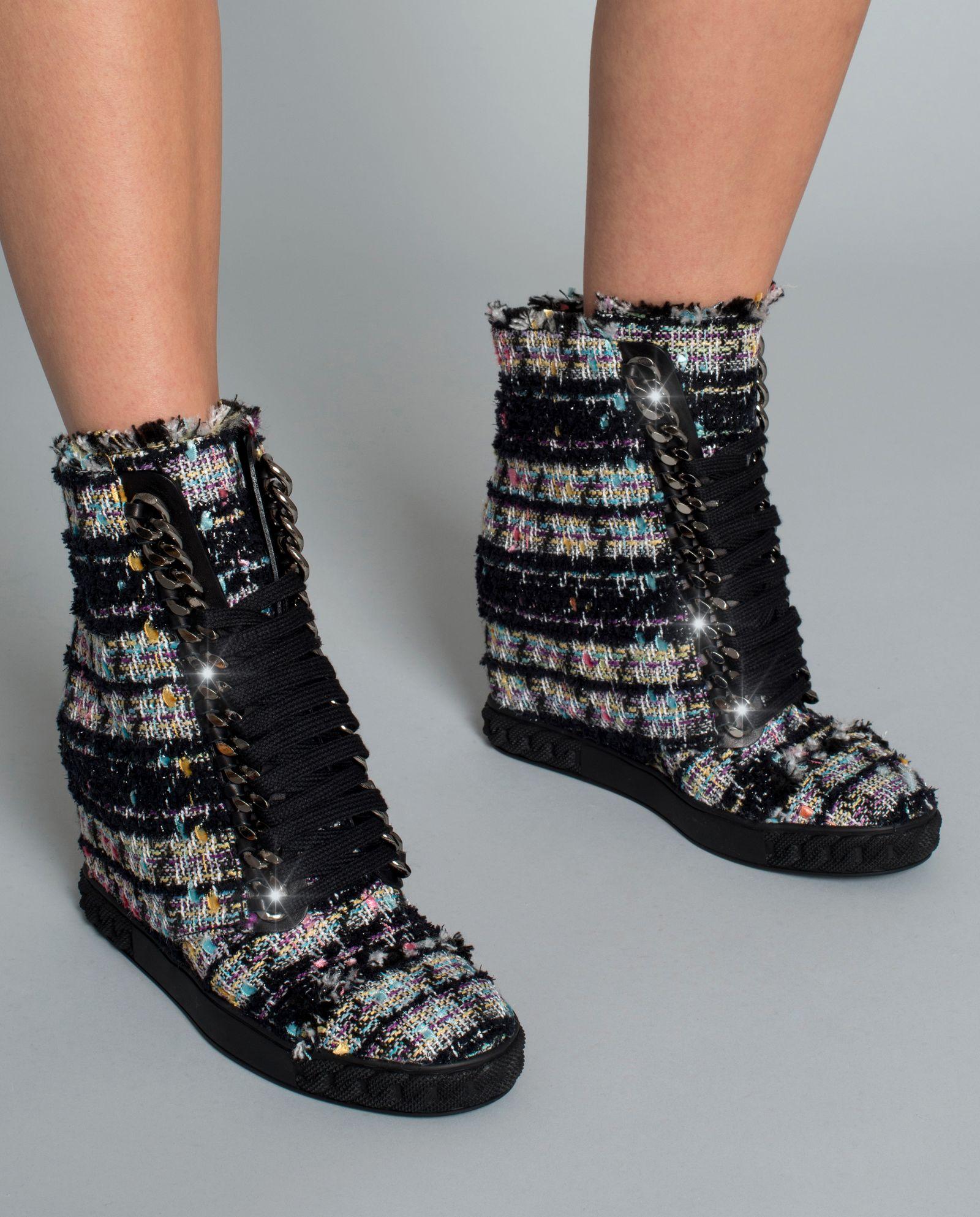 Sneakersy na skrytém klínu CASADEI – Kup teď! Nejlepší ceny a recenze!  Obchod Moliera2.cz. 5416ac5e99