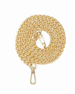 Logowany łańcuszek do torebki Love Chain