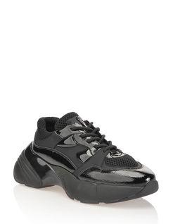Lesklé sneakersy Rubino