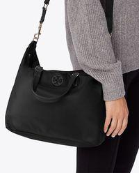 Černa kabelka Tilda Medium