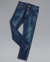 Spodnie jeansowe 4-16 lat