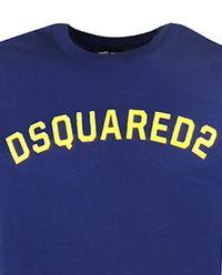 Niebieski t-shirt 4-16 lat