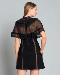 Sukienka Trimmed