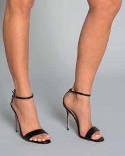 Sandały na szpilce Spezia