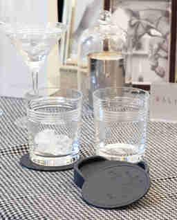 Szklanka kryształowa Bentley