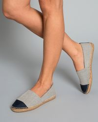Espadrilky Color Block