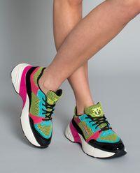 Zamszowe sneakersy Zafiro
