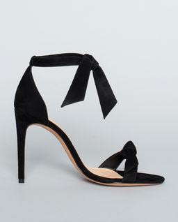 Sandały zamszowe Clarita