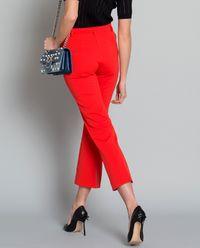 Czerwone spodnie  Punto Milano