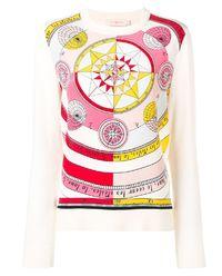 Vlněný svetr s hedvábím