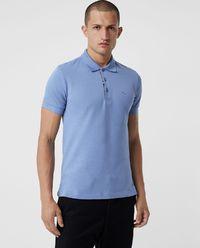 Koszulka Polo niebieska