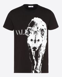 T-shirt z hieną