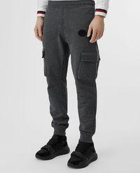 Spodnie dresowe szare