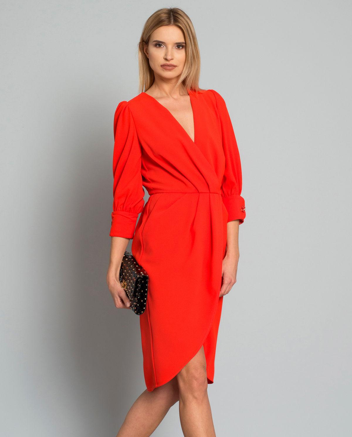 22967d002a Sukienka kopertowa. Powrót do listingu produktów. CENA 1 899zł sprzedane.  powiększ