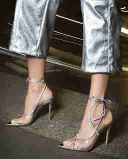 Sandály na jehle Denise