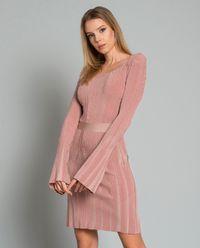 Sukienka w prążki