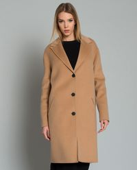 Płaszcz z domieszką kaszmiru