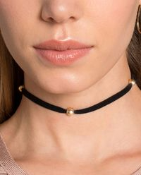Choker Ball Silk