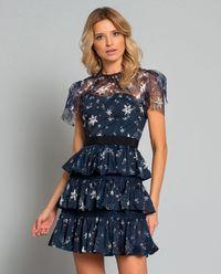 Sukienka w gwiazdy