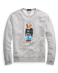 Bluza z misiem Polo