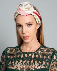 Lněný turban