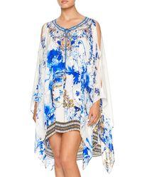 Sukienka z jedwaniu
