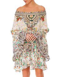 Sukienka z kryształy Swarovskiego