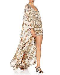 Kimono z kryształami Swarovskiego