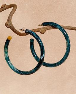 Náušnice ve tvaru obruče
