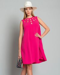 Sukienka z wycięciami Ponderato