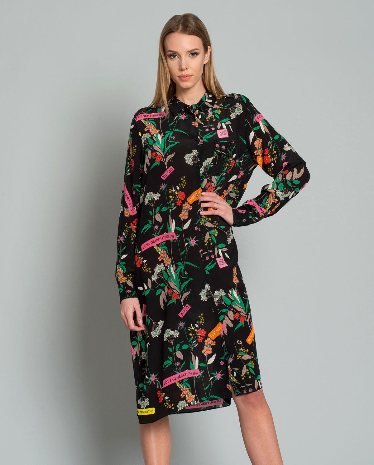 eee60924 Sukienka koszulowa z jedwabiu PINKO – Kup Teraz! Najlepsze ceny i ...