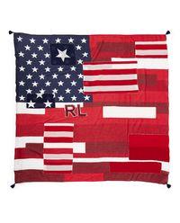 Apaszka z flagą