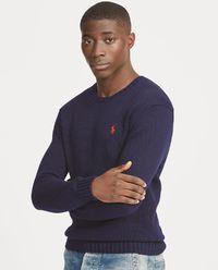 Sweter z bawełny Regular Fit