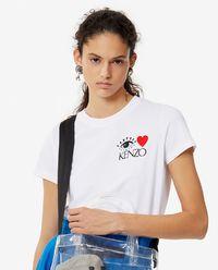 Tričko I love Kenzo