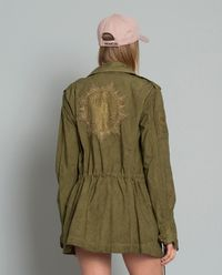 Parka Military khaki
