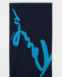 Ręcznik plażowy z logo