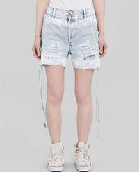 Spodenki jeansowe Indigo