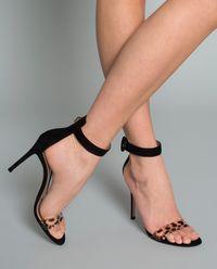 Sandály Portofino s levhartím vzorem