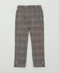 Spodnie w kratę 2-10 lat
