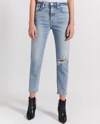 Jeansy The Vintage Cropped Slim