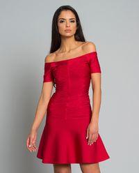 Sukienka Off-The -Shoulder