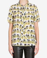Koszula z wiązaniem